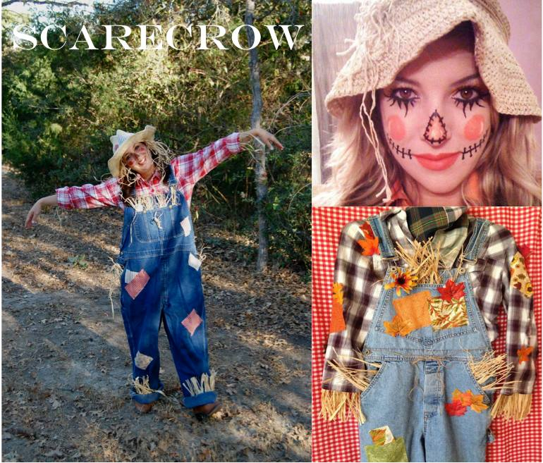 Creative homemade halloween costumes the journal with this costume you may be able to make good use of the clothes that you already have in your wardrobe solutioingenieria Gallery