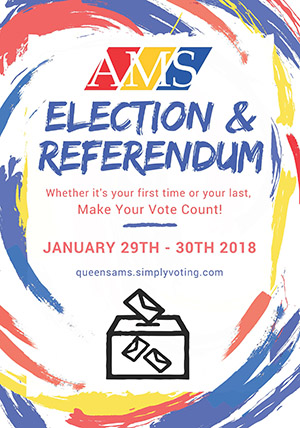 AMS Elections and Referendum