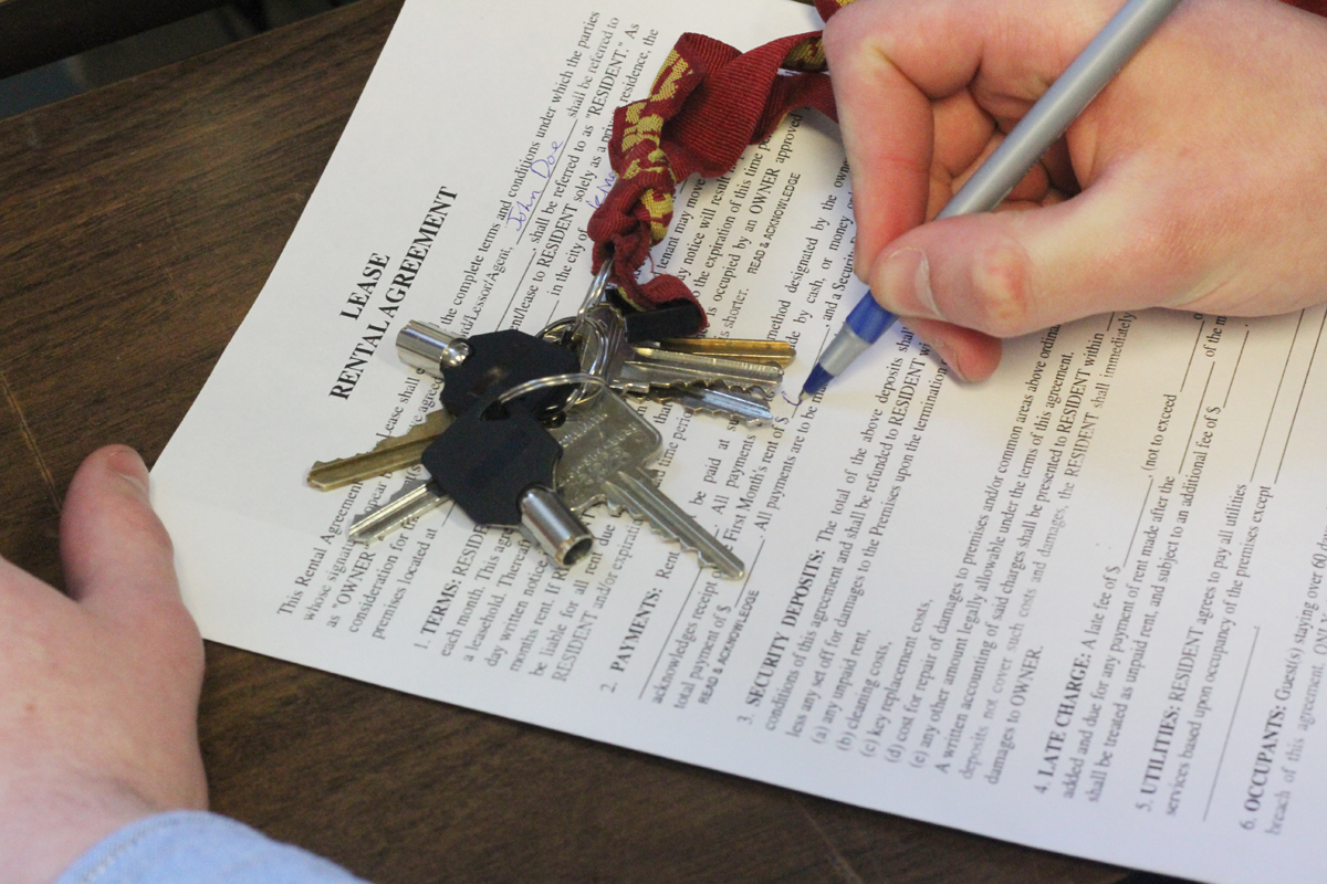 Landlord agreements not always legal | The Journal