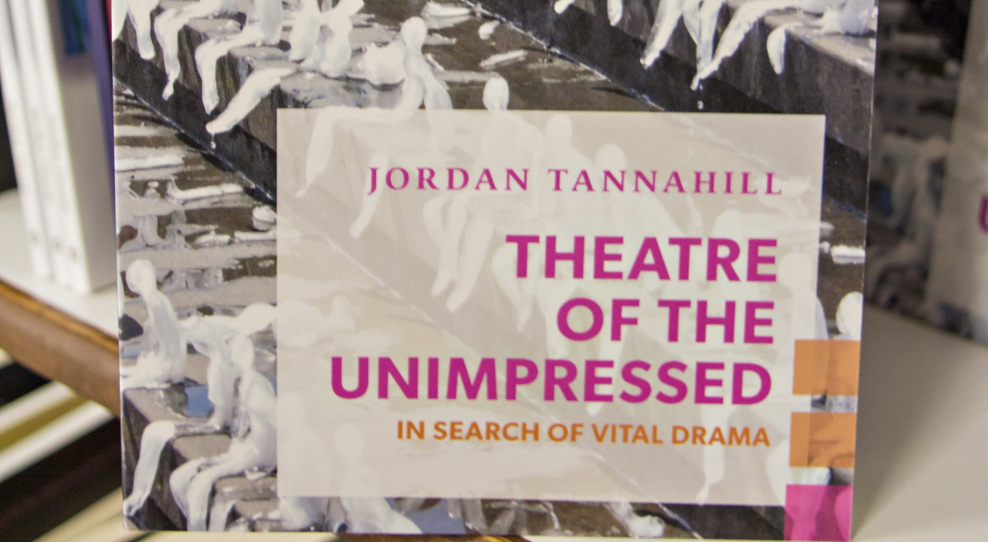 impressed with theatre of the unimpressed