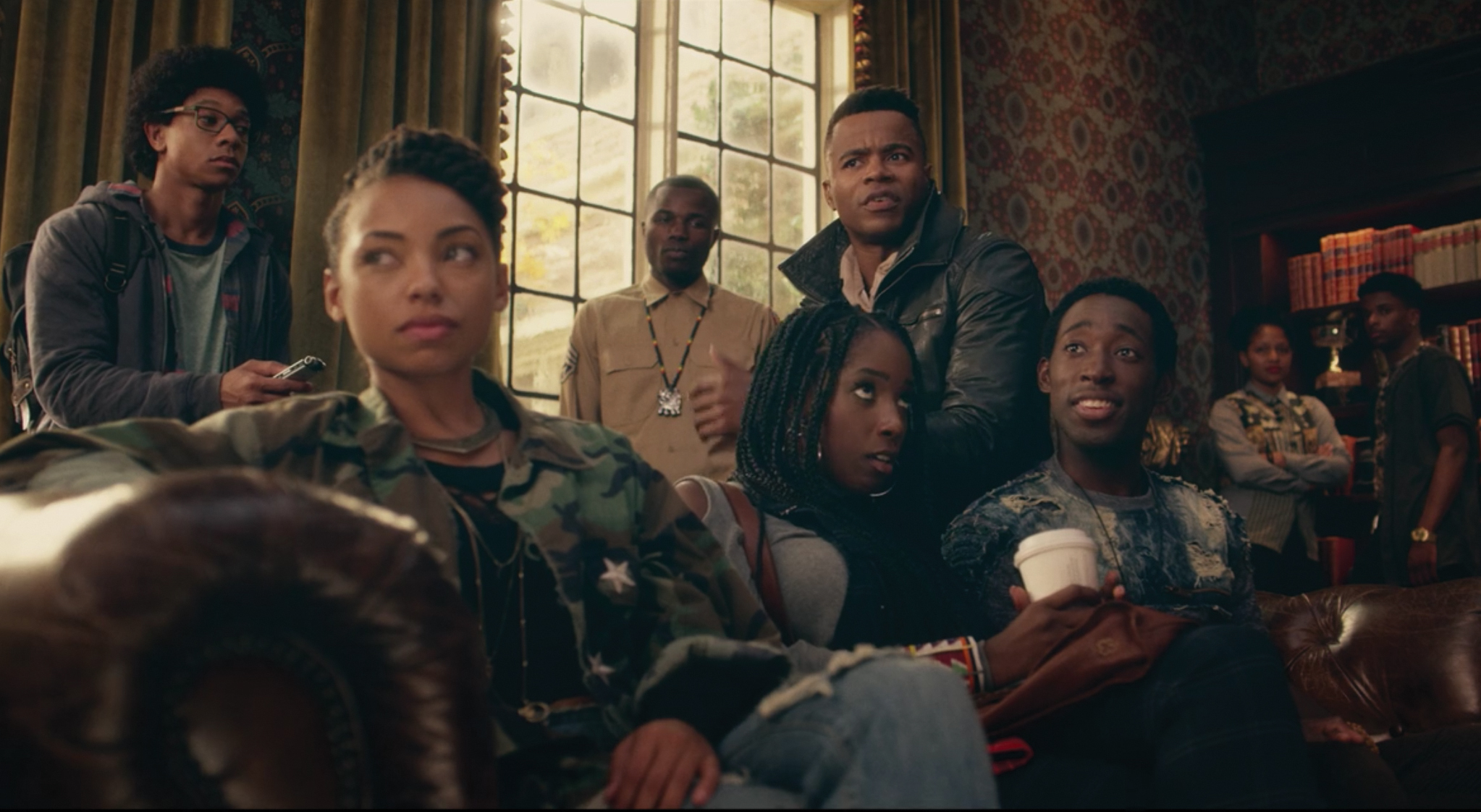 Dear White People Review The Journal