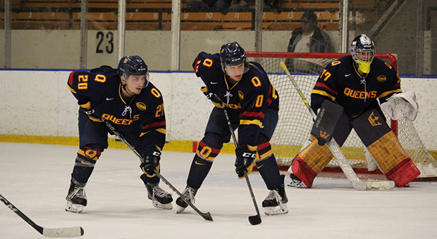 Men's hockey riding high ahead of Queen's Cup