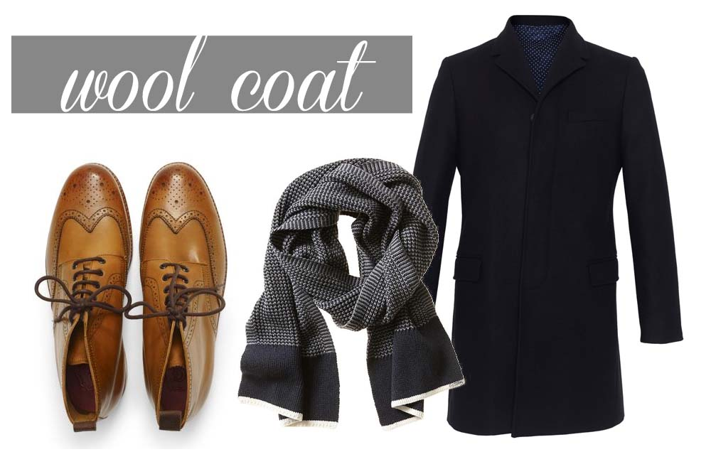 Six timeless wardrobe pieces for men