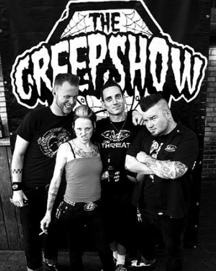 The Creepshow dropped their debut album, Sell Your Soul, in 2006.
