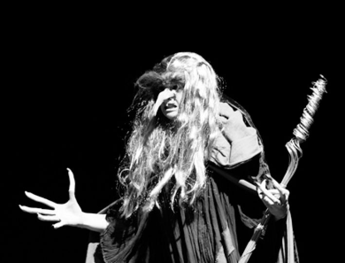 Queen's Musical Theatre recently performed Into the Woods in Grant Hall.