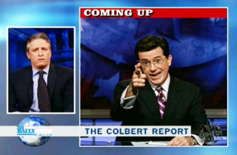 Shows like The Daily Show and The Colbert Report have transformed how young Americans view politics.