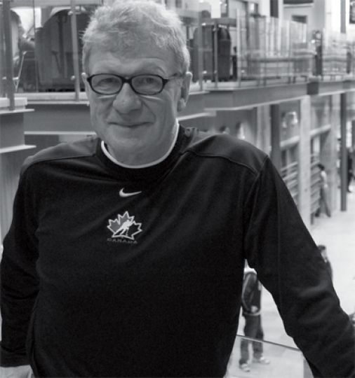 John Phelan worked with the 2002 Olympic men's hockey team as well as several NHL teams.