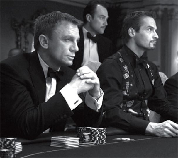 Daniel Craig also played an assassin in 2005's Munich.