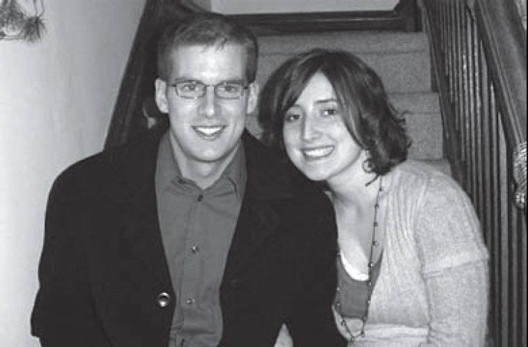 Alex Bourne and Amanda Wilson are currently living together.