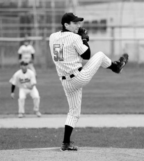 Jesse Kugler pitched a strong opening game during their opening weekend.