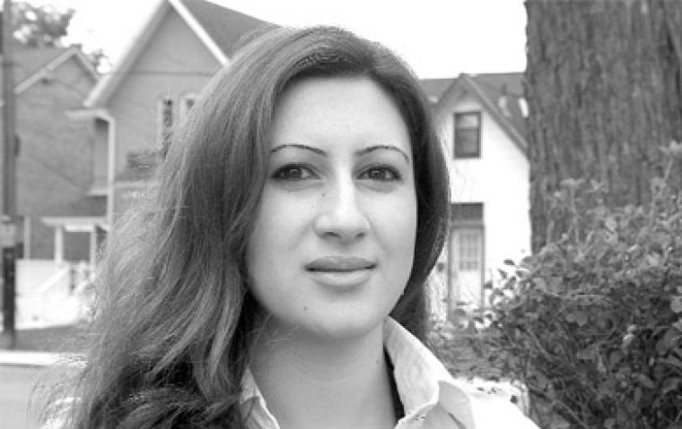 """PhD student Rula Salam said living in Beirut under Israeli fire was """"like being in a trance."""""""