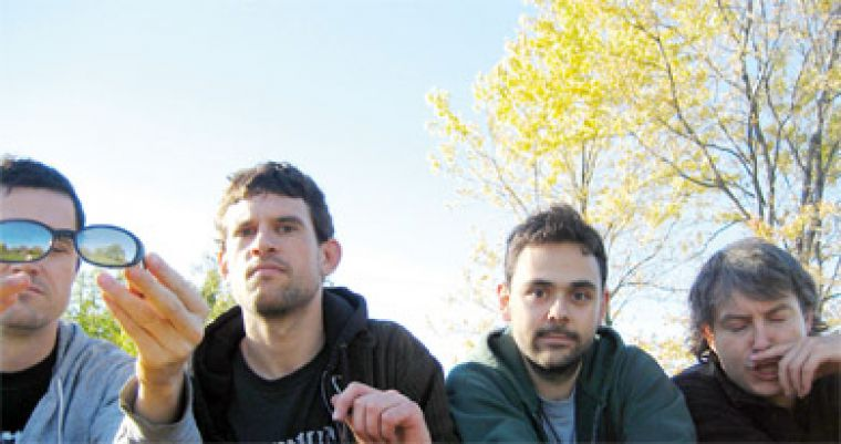 Propagandhi's Potemkin City Limits, released in 2005, is their first album since 2001's Today's Empire, Tomorrow's Ashes.