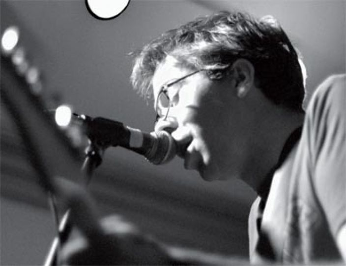 Jon-Rae & The River's seven members ended their tour by squeezing into The Grad Club's intimate space on last Saturday.