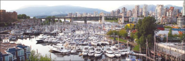 There's a reason hundreds of tourists visit Vancouver every summer.