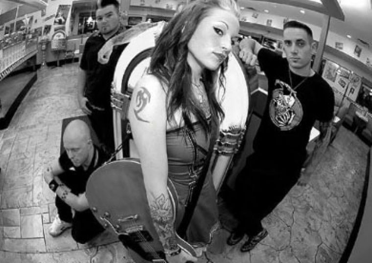 Although psychobilly isn't popular in North America, bands like Tiger Army, Nekromantix and The Creepshow are helping import this genre from across the pond.