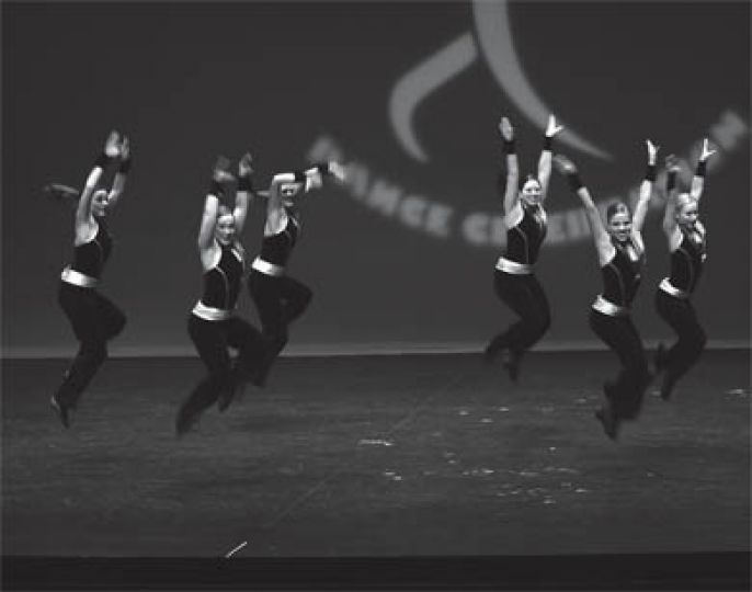 The competitive dance team finished second and third at the University Dance Challenge hosted by the University of Guelph.