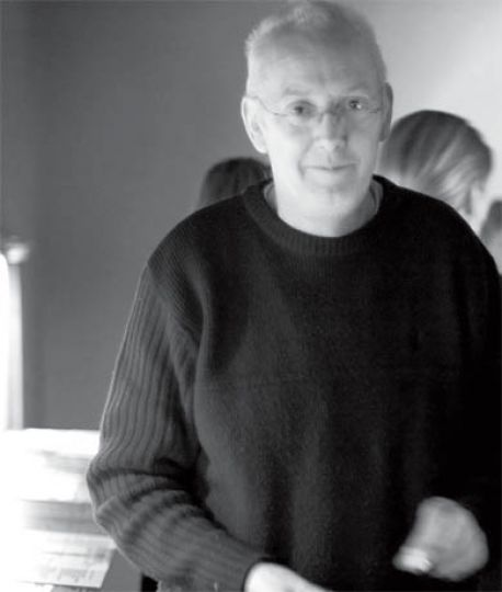 Robertson selected the exhibit's video content from 40 hours of material.