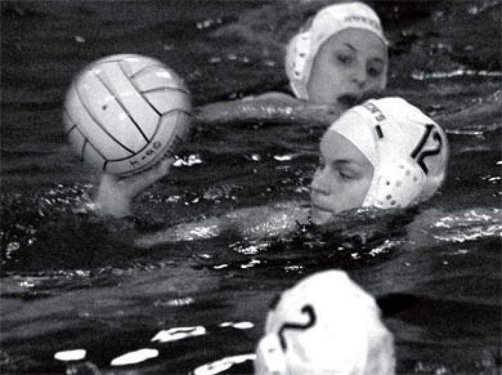 Water polo dropped just one game en route to a provincial bronze medal.