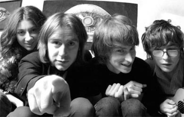 Toronto band The Golden Dogs will perform at the symposium.
