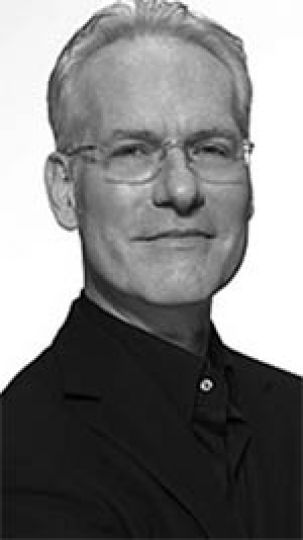 Tim Gunn, the official mentor for the contestants of Project Runway.