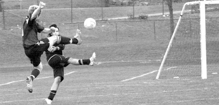 Both soccer teams will face Trent a second time tommorow at Richardson Stadium.