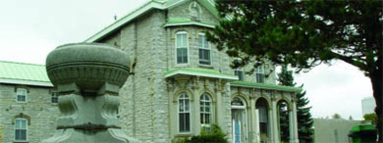 Canada's Penitentiary Museum is located in the penitentiary's former warden's residence in the original grounds on King Street West.
