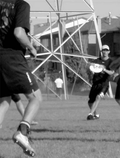 Ultimate earned their third straight Canadian Eastern University Ultimate Championship.