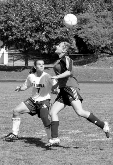 The women's soccer team remained undefeated last weekend.