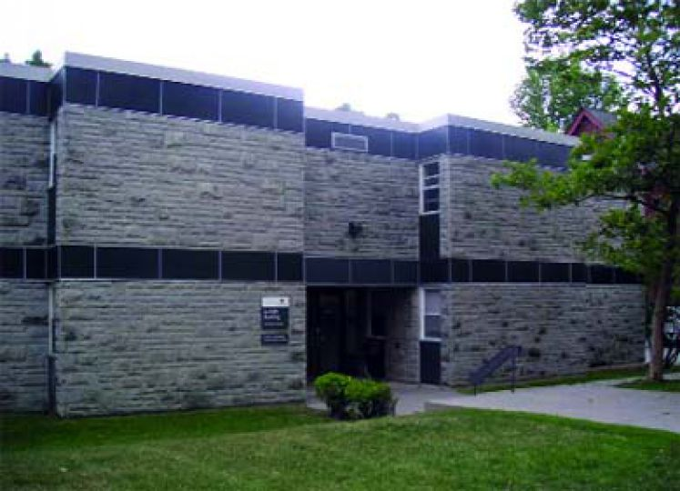 Health, Counselling and Disability Services is located in the LaSalle Building.