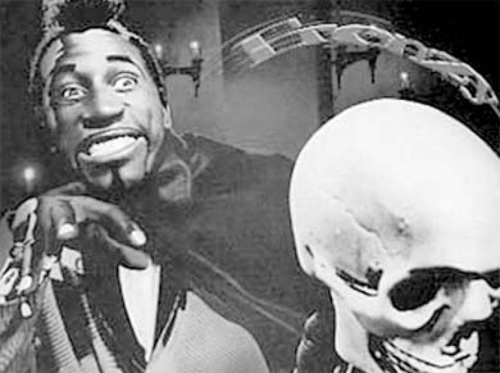 "Screamin' Jay Hawkins is going to ""put a spell on you."""