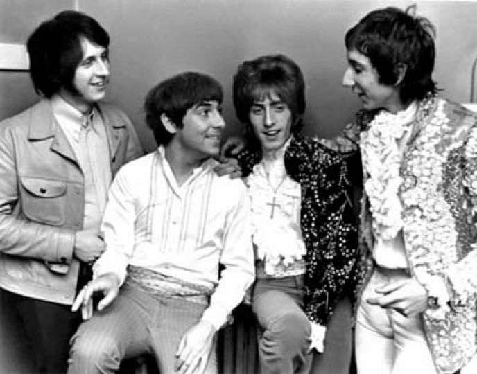 The Who, leaders of the Mod movement.