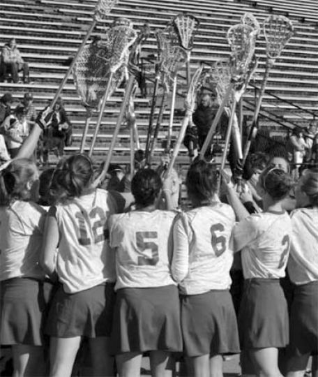 Women's Lacrosse pulled together to win OUA silver last weekend.