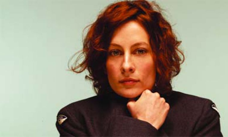 Sarah Harmer isn't that scary in person—in fact, she's actually quite charming.