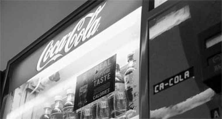 Queen's signed a 10-year contract with Coke in 2000, bringing the University an estimated $5.5 million.