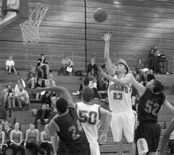 """Gaels men's basketball team """"just a few breaks away"""" from a win last week against McMaster."""