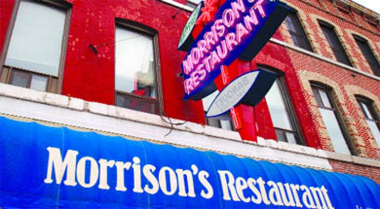 Long-time Kingston landmark Morrison's is your favourite greasy spoon.