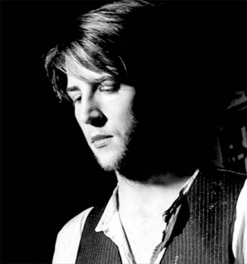 One-man-band Owen Pallett performs this Tuesday at the Grad Club.