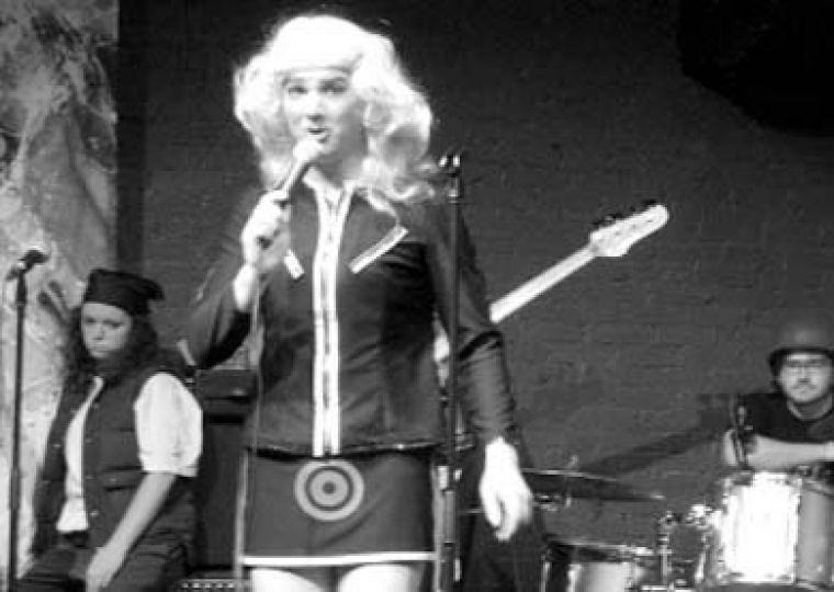 Hedwig (Jack Ecker) belts out another Angry number.