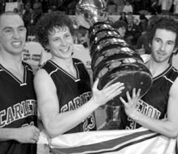 The Carleton Ravens were crowned champions again.