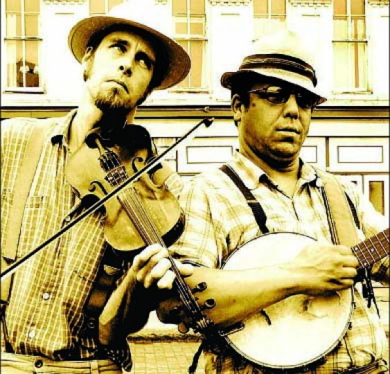 Local old-time string duo Sheesham and Lotus will be hosting this Saturday's square dance on Wolfe Island.