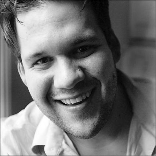 Simon Paabor is the director of this fall's Queen's Players show, titled An Inconvenient Truth About Clark and Dog.