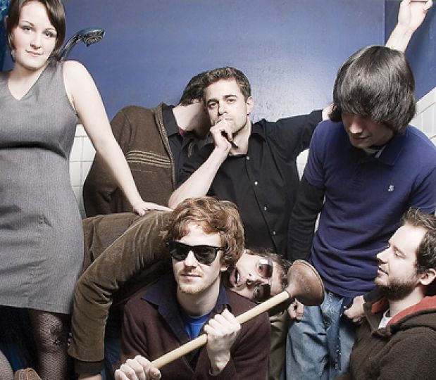 The Most Serene Republic have a complicated relationship with indie music and the suburbs.