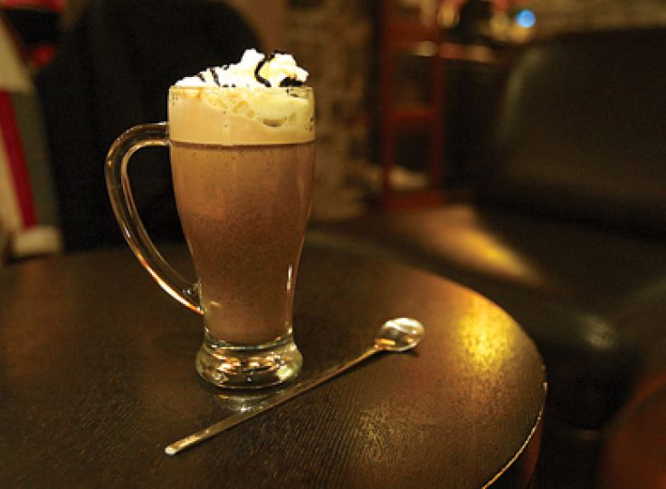 Chocolate may be a good source of antioxidants, but that doesn't mean hot chocolate has become a health drink.