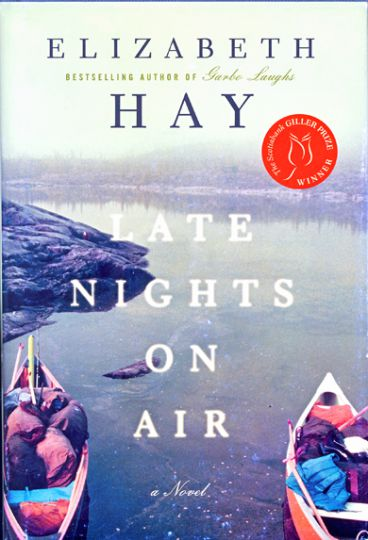 Elizabeth Hay's Late Nights On Air