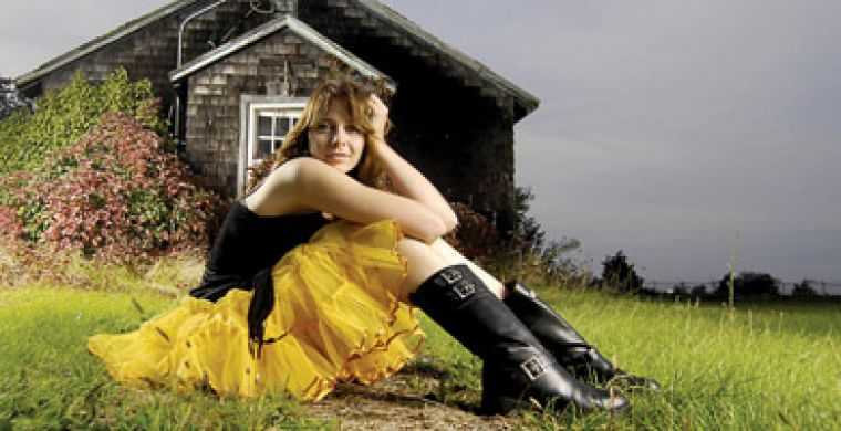 Local songstress Emily Fennell keeps busy with five different music projects on the go.