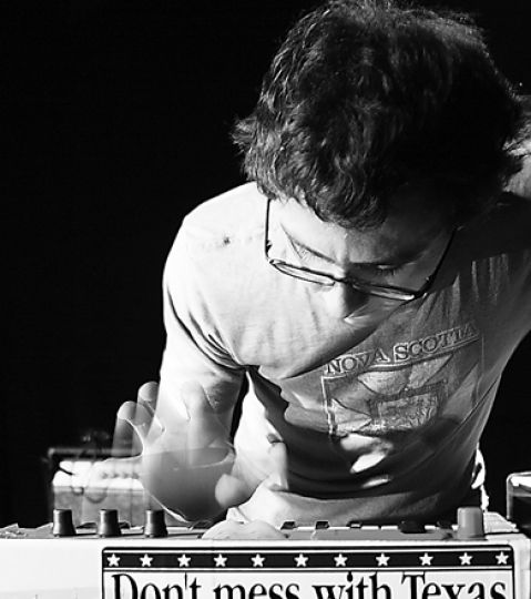 Tokyo Police Club returned to Kingston last Wednesday night to sing their sci-fi themed synth-infused rock.