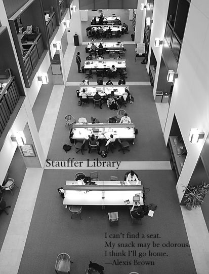 Stauffer Library