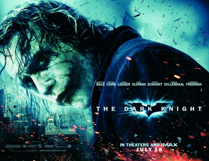 Heath Ledger's performance as the Joker is legendary and spine-tingling, elevating Nolan's comic book-inspired film to new cinematic heights.