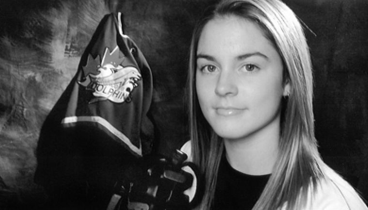 Kristin Smith, formerly of the Etobicoke Dolphins, will join the Queen's Golden Gaels women's hockey this fall.