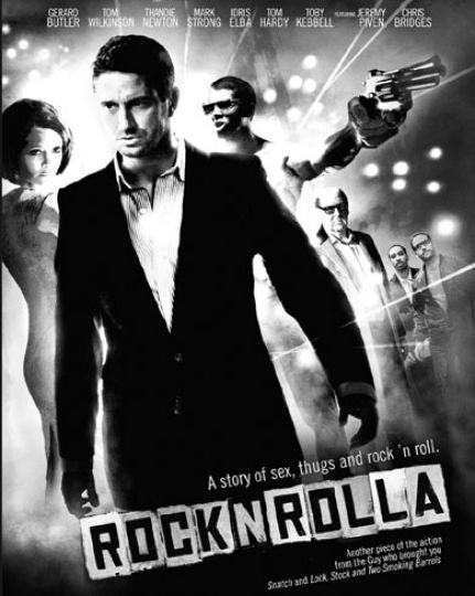 RockNRolla may not be Guy Ritchie's best film, but it still entertains audiences with its dark comedy and roster of ecclectic characters including thugs, a rock star and a billionaire.